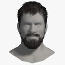 Beard 3D models