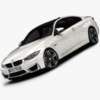 2015 BMW M4 (Low Interior)