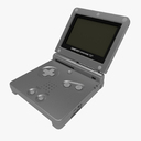 Game Boy 3D models