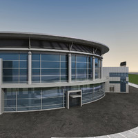 Modern Building 067