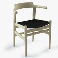 pp68 chair 3d model