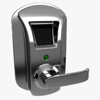 maya fingerprint door lock