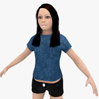 teenager tiziana c4d