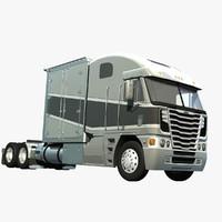 lightwave freightliner argosy truck 2014