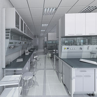 interior scientific laboratory 2 max