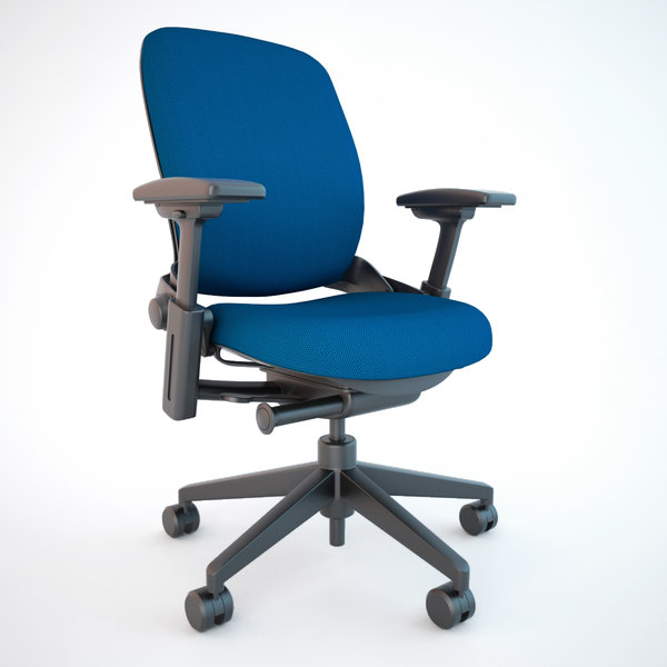 office chairs steelcase leap 3d max steelcase leap chair by