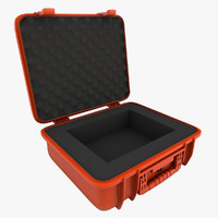 Pelican Case Open