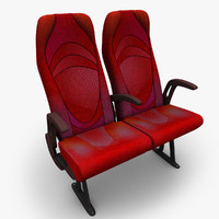 Red Bus Seat