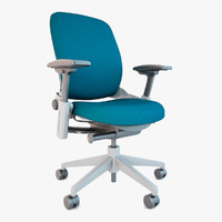 office chairs steelcase leap 3d max