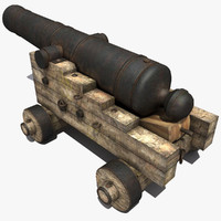 pirate cannon max