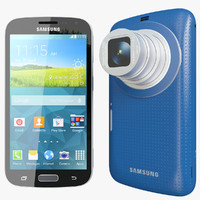 realistic samsung galaxy k 3d 3ds