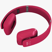 Nokia Purity HD Headset Red