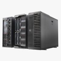 3d dell servers vrtx model