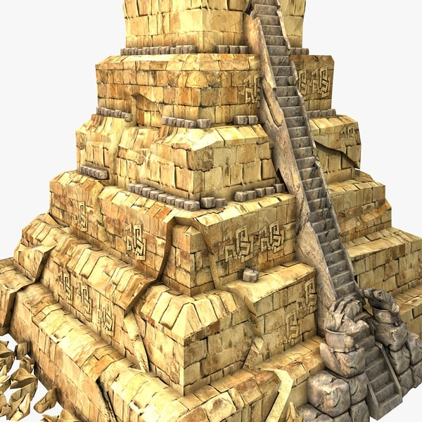 how to use iri aztec temple 9