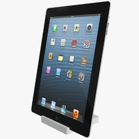 Apple iPad Dock with iPad