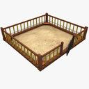 sandbox 3D models