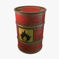 flammable barrel max