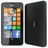 realistic nokia lumia 630 max