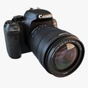 Canon Rebel 3D models