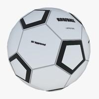 3d korfball ball