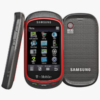 Samsung Gravity T t669 Black