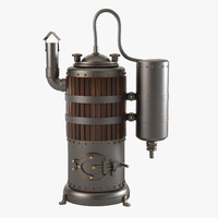 3ds max moonshine apparatus