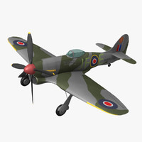 purchase tempest hawker 3d model