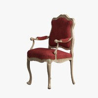 wooden chair arm wood