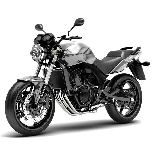 lwo motorcycle honda cbf 600 motorcycle honda cbf 600 by 3d molier. Black Bedroom Furniture Sets. Home Design Ideas