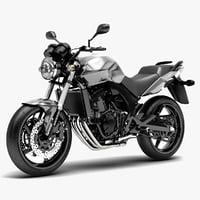 Motorcycle Honda CBF 600