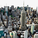 skyline 3D models