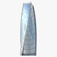 skyscraper 2 3d max