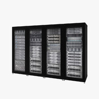 3d server racks - dell