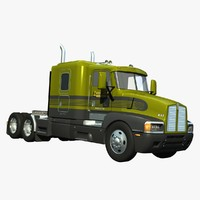 Kenworth T600 Low Roof