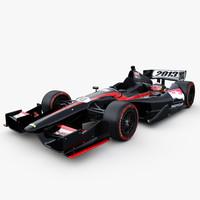 2013 Izod IndyCar Dallara