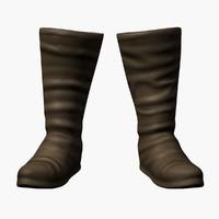 3d boots 2