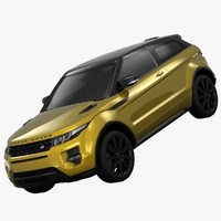 rover range evoque