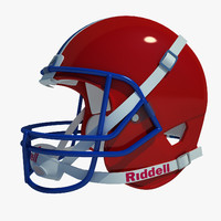 Football Helmet 01