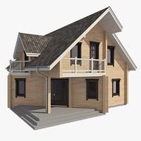 Log House LH LVD 010
