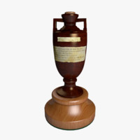 ashes cricket urn c4d