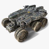 SciFi Heavy Vehicle