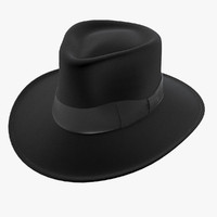 Jaxon Hat Fedora Black