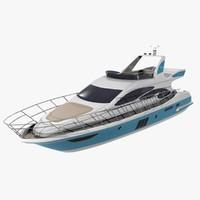 Azimut Flybridge 60 Yacht