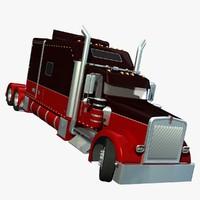 w900 truck drom lwo
