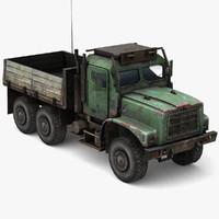 Oshkosh MTVR Truck
