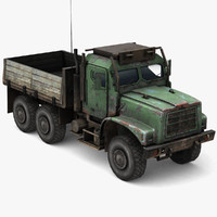 max oshkosh mtvr truck