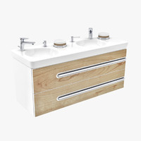 Joice Washbasin And Vanity Unit