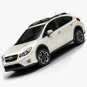 XV Crosstrek 3D models