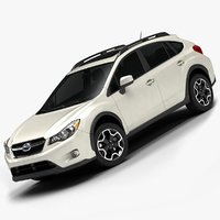 2013 Subaru XV Crosstrek (low interior)