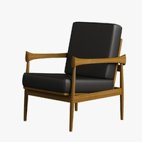armchair wood max